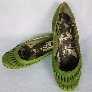 Sam Edelman - Ianna Ballet Flats Twisted Leather